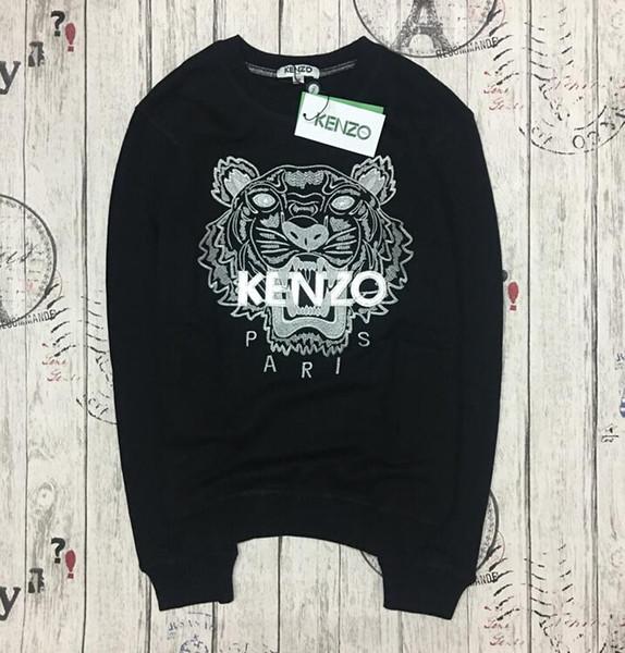 best selling 2020 new Men Women KENZ0 Embroidere tiger logo sweater tracksuits jumper jacket Women's Hoodies & Sweatshirts size S-XXL