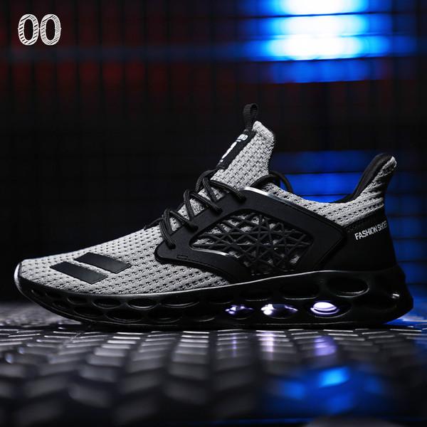 Açık Ultra Hava Spor Koşu Ayakkabıları Marka Tasarımcı Erkekler Ayakkabı Artırır Profesyonel Eğitim Sneakers Zapatillas Hombre Deportiva-sdf