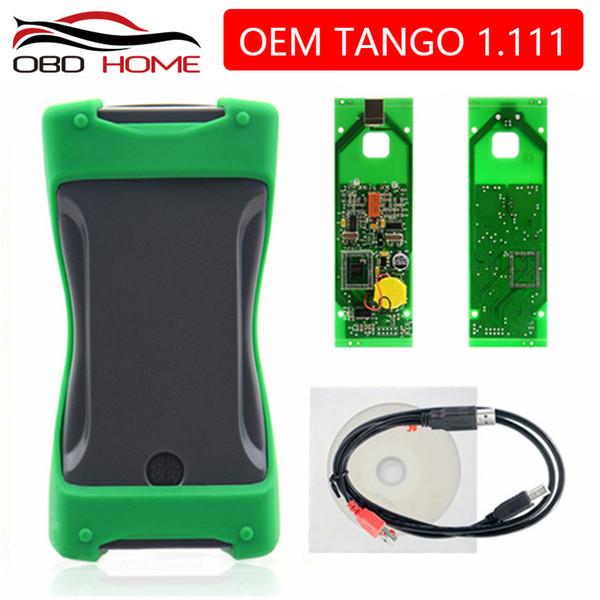 Programmatore chiave per OEM Tango 1.111 versione strumento di diagnostica auto vendita caldo con tutti i software e il transponder chiave auto