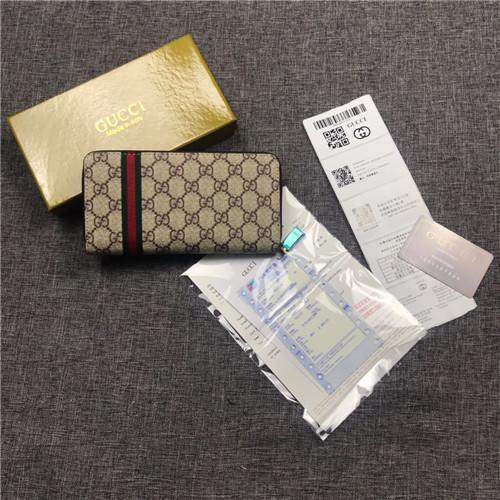 19ss luxurious brand design GUCI GG print clutch bag business clutch bag outdoor bag leisure Card slot portable clutch