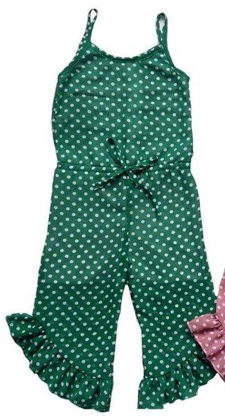 mousseline point vert