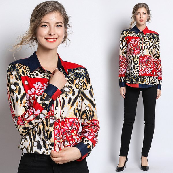 Spitzenbluse Stickerei Bluse, Frauen, Mädchen Frau Klima Tendenz Karriere Freizeit Party-Saison Europa US Russland Hemd