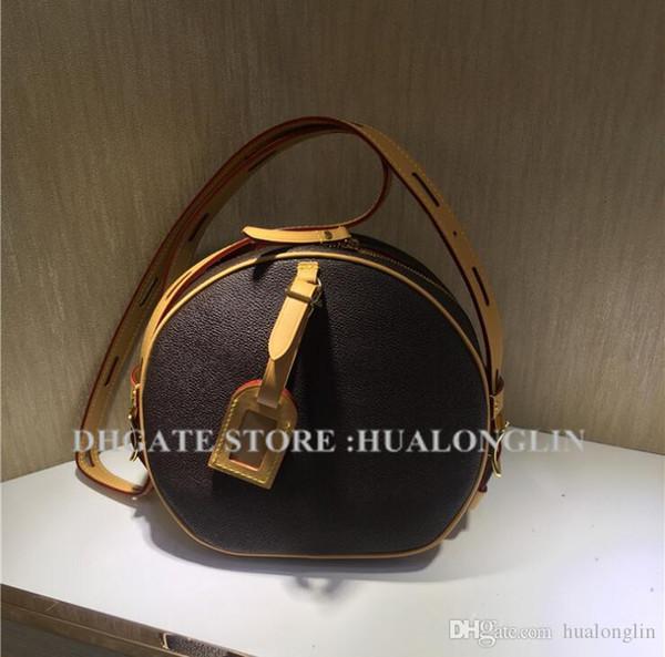 High Quality Genuine Leather Women Messenger Bag Brand designer Purse Handbag Tote sale discount checks plaid luxury famous