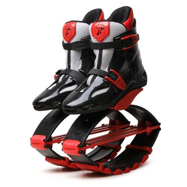 Profesyonel kangoo atlama spor ayakkabı, paten takılar, çocuklar için bahar ile paten ayakkabı yetişkin ve çocuk zıplatma
