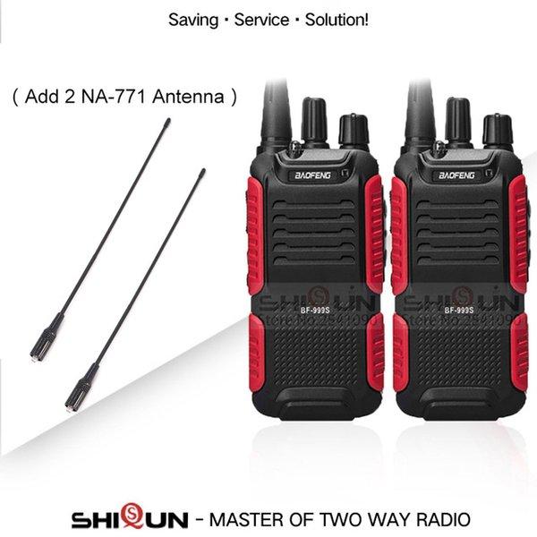 Aggiungere 2 NA-771 Antenna
