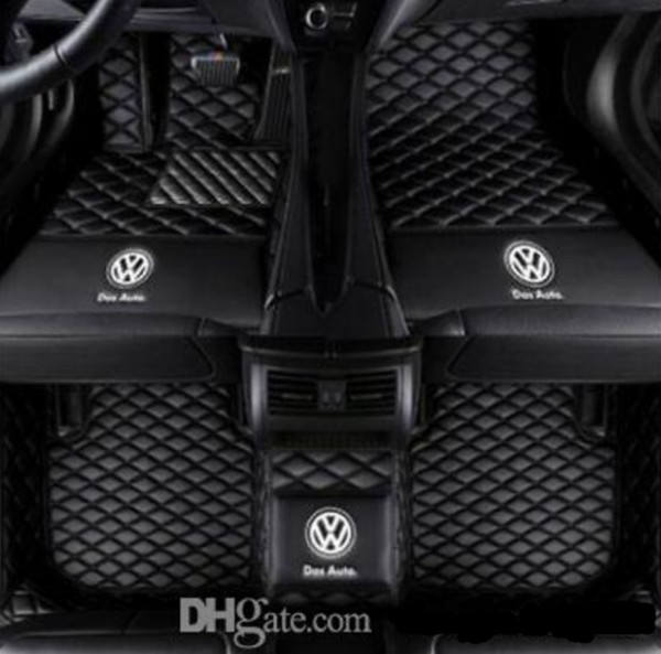 Applicable to Volkswagen Eos 2005-2016 Car floor mat front and rear pad accessories non-slip waterproof car mat