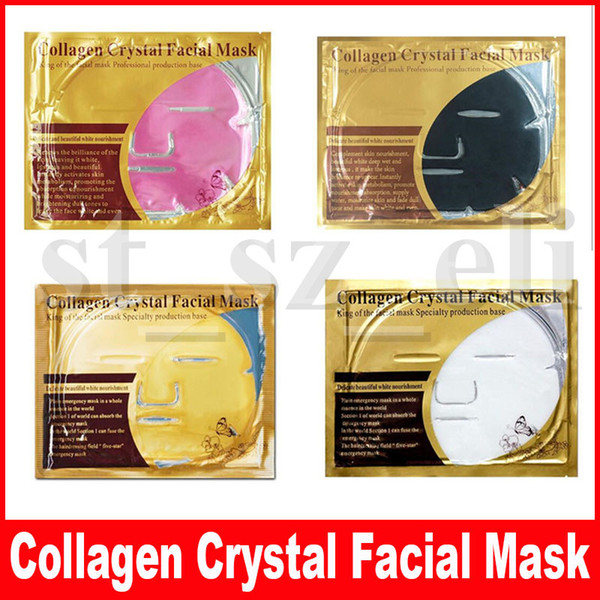 4 tyle collagen facial ma k face ma k cry tal gold powder collagen facial ma k heet moi turizing anti aging beauty kin care