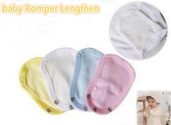 New Fashion New Baby Romper Partner Super Utility Body Suit Jumpsuit Romper Lengthen Extender High Quality
