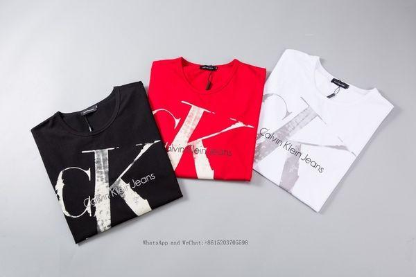 Summer New Pattern Men's Wear Printing Men Short Sleeve T-shirts Korean Edition Male Clothes0228