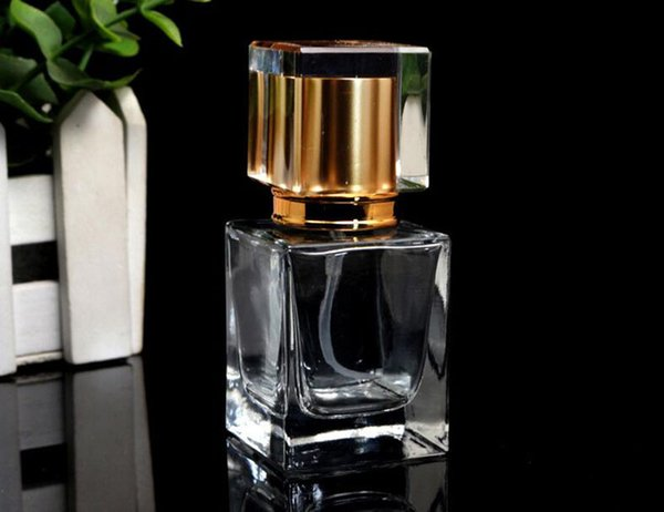 High-Grade Empty Spray Bottle 30ml Transparent Cosmetics Perfume Atomizer Bottle 30ml For Perfume Makeup Packing Free Shipping