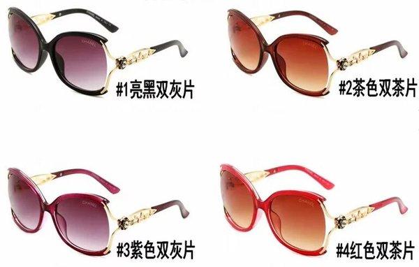 Lunettes de soleil de designer de luxe pour les hommes Designer de mode Sun Glass Ovale Cadre Revêtement Miroir UV400 Lentille En Fiber De Carbone Jambes D'été Style Lunettes