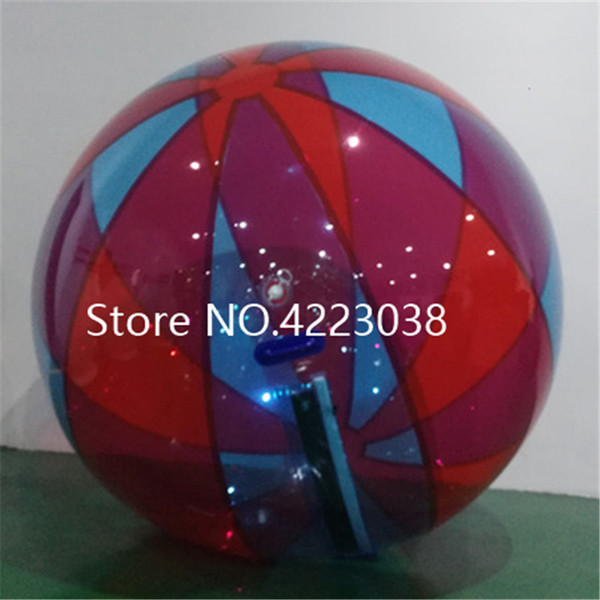 Free Shipping High Quality 2m TPU Water Zorb Ball/Clear Inflatable Walking Water Ball,Human Hamster Ball For sales