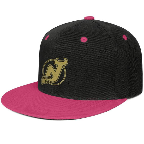 New Jersey Devils gold series Unisex Mens Hats Woman Cap Fashion Cotton Snapback Flatbrim Outdoor Hat Baseball Caps for Women
