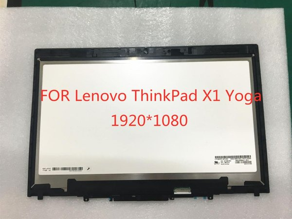 Conjunto de pantalla LCD táctil de 14