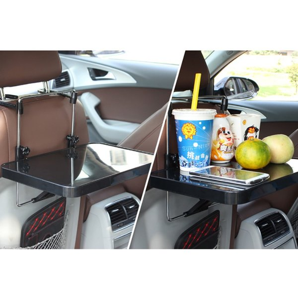 Car SUV Auto Laptop Tray Dining Table Fold Stand Holder Steering Wheel Mount Desk Multi-function Computer Stand