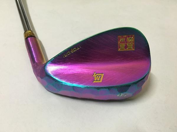 MTG ITOBORI Wedge MTG ITOBORI Cunei da golf colorati Golf Club 50/52/54/56/58/60/60 Albero in acciaio con coperchio