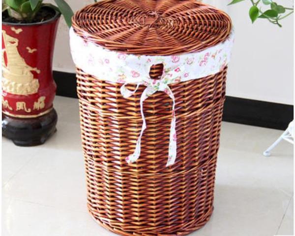 2019 Fashion dirty clothes basket Waterproof Laundry Desktop Basket Storage Box Folding high Quality Hot Sale Home