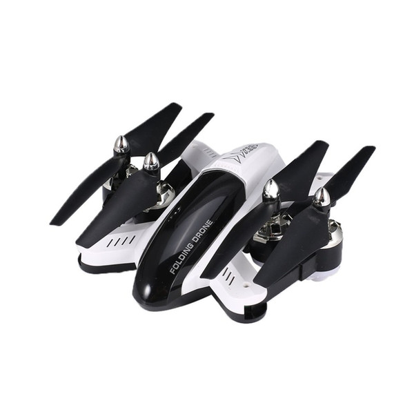 FPV Foldable RC Drone Quadcopter with Altitude Hold 0.3MP 720P HD Wifi Camera X33C-1 2.4G Selfie Headless Mode 3D Flips