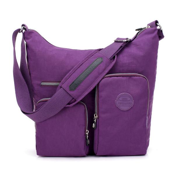 e866edb3aec0 Hot Nylon Multi-Pocket Crossbody Bag NeatPack Crossbody Bag for Women with Anti  Theft RFID