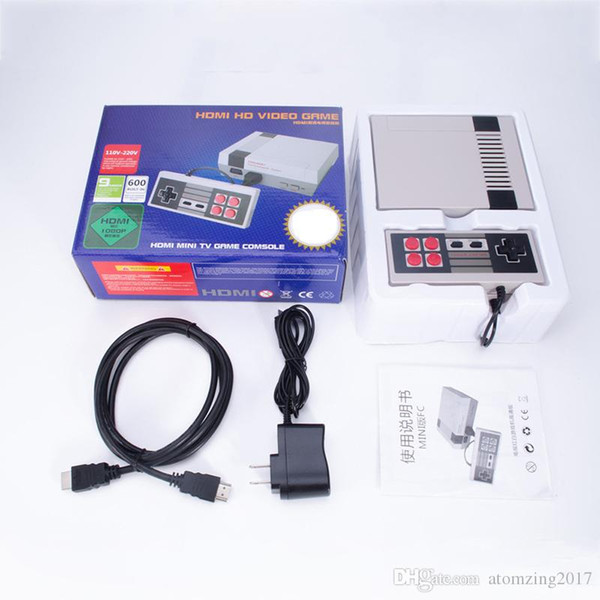 2018 800 In 1 Classic Games HDGAME HDMI Mini TV Video