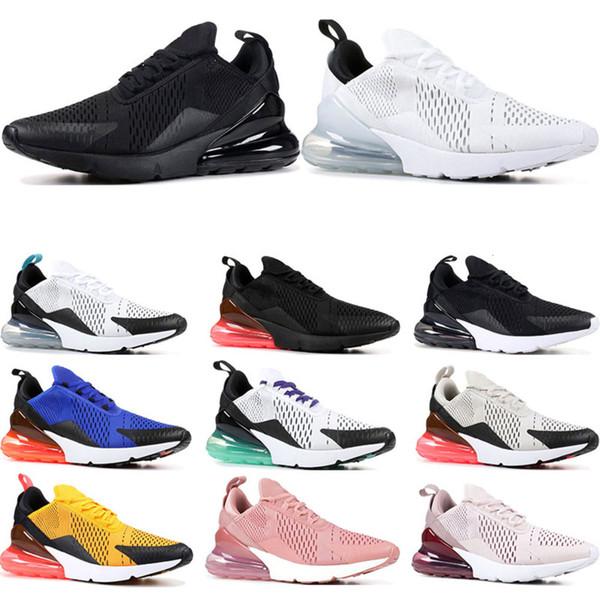 2019 nuove donne Scarpe Uomo Bianco e nero plastica rosa Formazione Outdoor Sports Sole Mens Trainers Designer scarpe da tennis Taglia 36-45 in corso