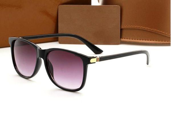 New classic box UV400 brand j0017 sunglasses retro sunglasses for men and women sports driving new mirror glasses free shipping