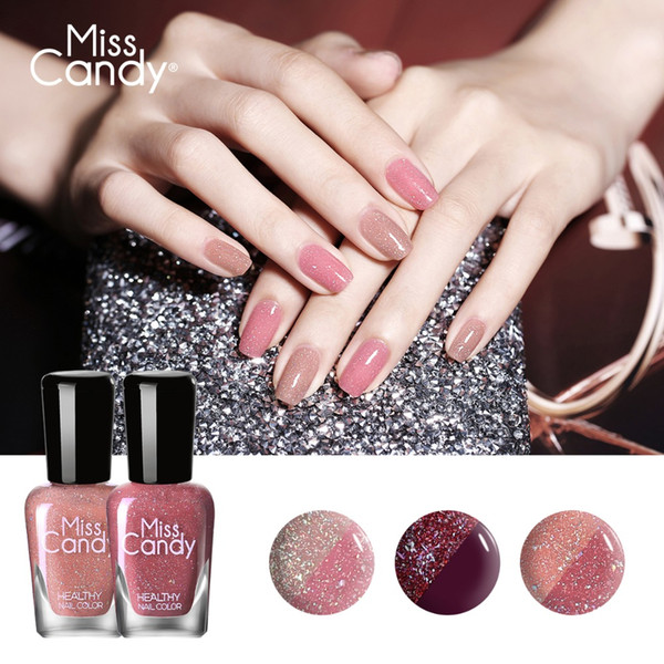 Miss Candy Health Peel Off Nail Polish Set Non Toxic Pregnant Safe Peelable Nail Art Manicure Nail Polish Colors White Nail Polish From Burnell
