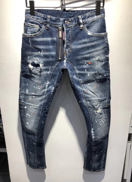 talla 40 d7d37 cd150 2019 Dsquared Men'S Jeans, Amiri Brand Jeans, Men'S Designer Jeans, 2019  Latest High Quality, Trusted Product. Size. 44 54 28 38 From Lixiaoshi668,  ...