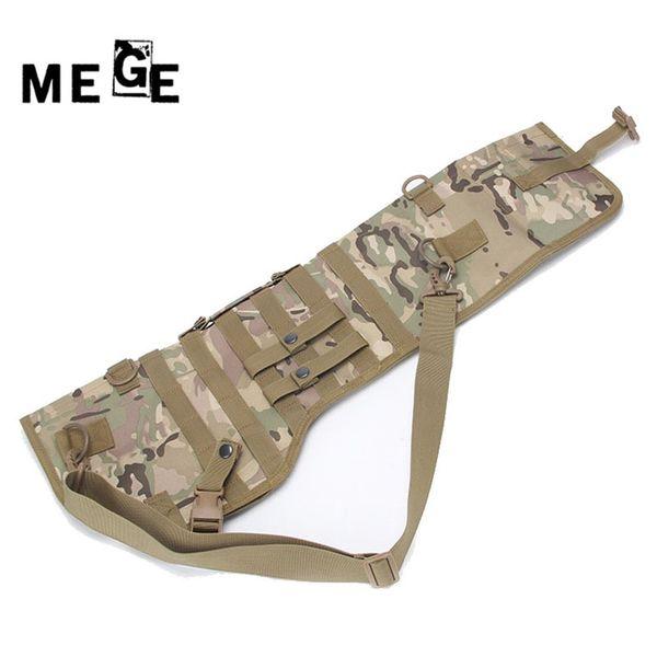 MEGE Marca Al Aire Libre Airsoft Caza de Aire Pistolas de Aire Bolso Táctico Militar Rifle de Asalto Cinturón de Cartucho de Caza # 359539