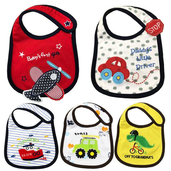 Bavaglini bavaglini Bavaglino neonato per bambini Ragazze Ragazzi Bavaglino Abbigliamento bambino