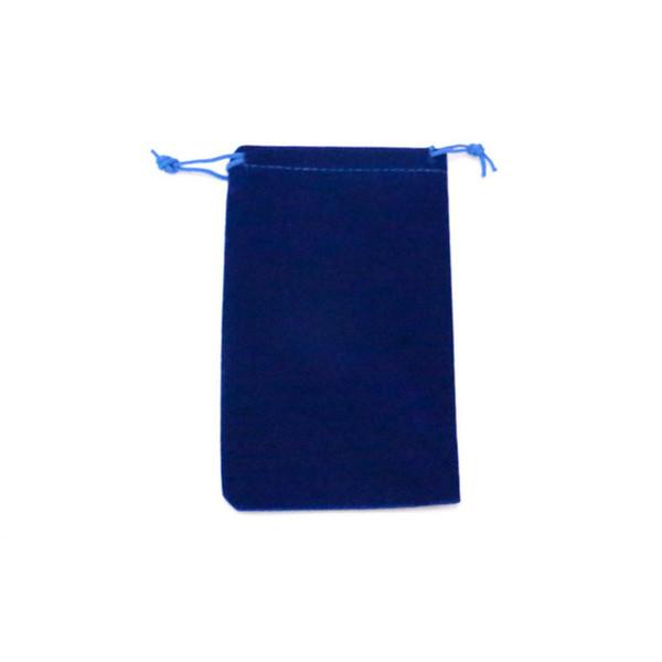 اللون: أزرق ملكي الحجم: 10x16 سم