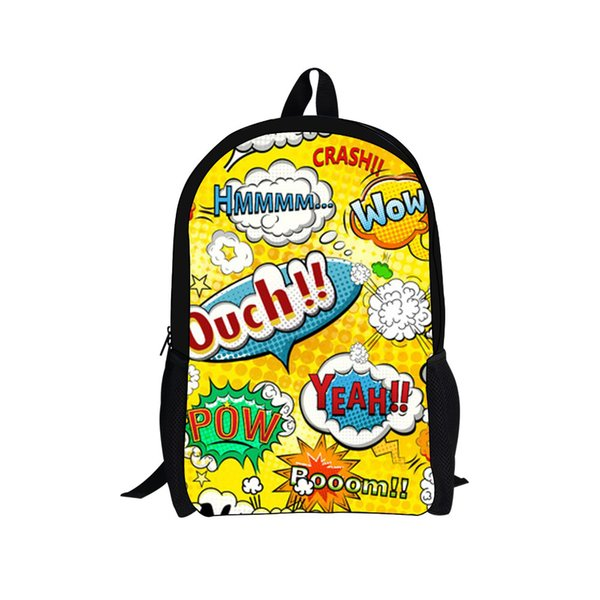 Customized Poom Style School Bags For Teenagers Girls Preppy Schoolbags Boys One Pocket Satchel Rucksack Customize Best Gift