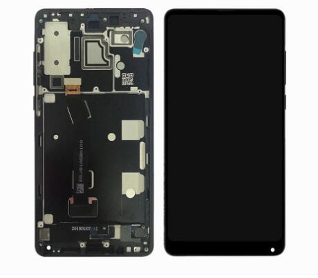 "5.99"" Full Screen Display For XIAOMI Mi Mix 2S LCD Touch Screen Replacement For XIAOMI Mix 2S Display LCD Mix2S"