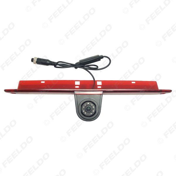 best selling Car LED Brake Light IR Rear View Reversing Parking Camera For Mercedes Sprinter VW Crafter 2007-2015 #5374