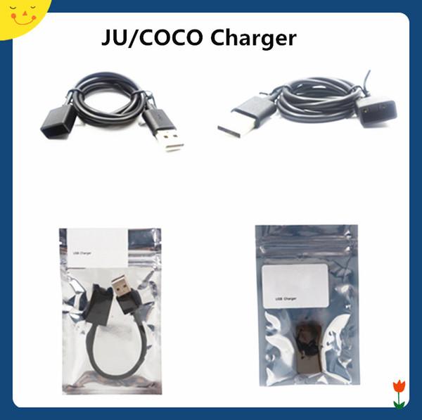E Zigarette Magnetische Verbindung USB Ladegerät Ladekabel Für JU COCO 2 3 Tragbare Smoking Vape Pen Pod Kits