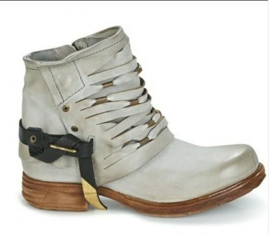 Дизайнерская обувь Женская зимняя Ботильоны Мода Кожа лодыжки Мартин сапоги Щебень Bottom Хорошее качество Австралия Cowboy Boots Размер США 4-12