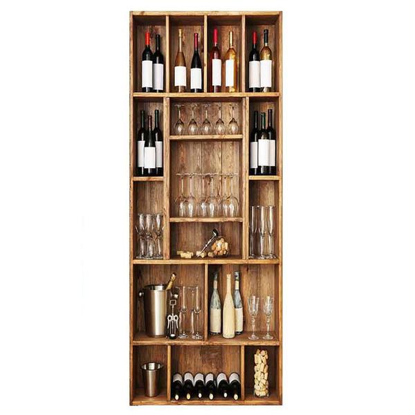 3D Wine Cabinet Diy Door Stickers Pvc Adhesive Wallpaper Home Decor Stickers Waterproof Mural For Living Room Bedroom Decorati