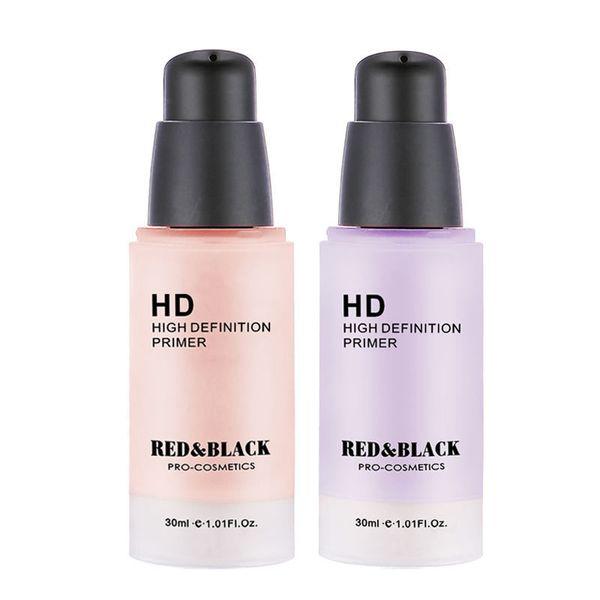 Redblack Face Corrector Primer Base de maquillaje Crema correctora de color facial Corrector natural Maquillaje Hidratante Cosmético