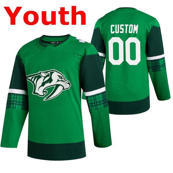 Dia s; Verde Juventude St. Patrick # 039