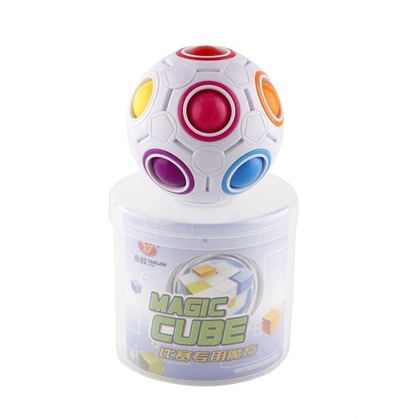 Magic ball with retail box