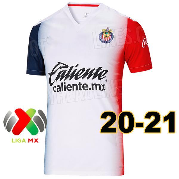 20-21 Chivas loin + Patch