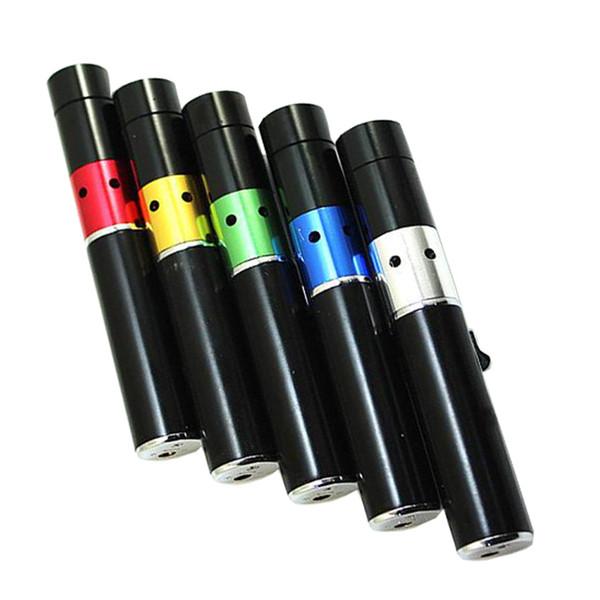 Incense Burner Click N Vapor Sneak A Vape Vaporizer Vape Smoking Metal Pipe Neak with Lighter metal Pipe