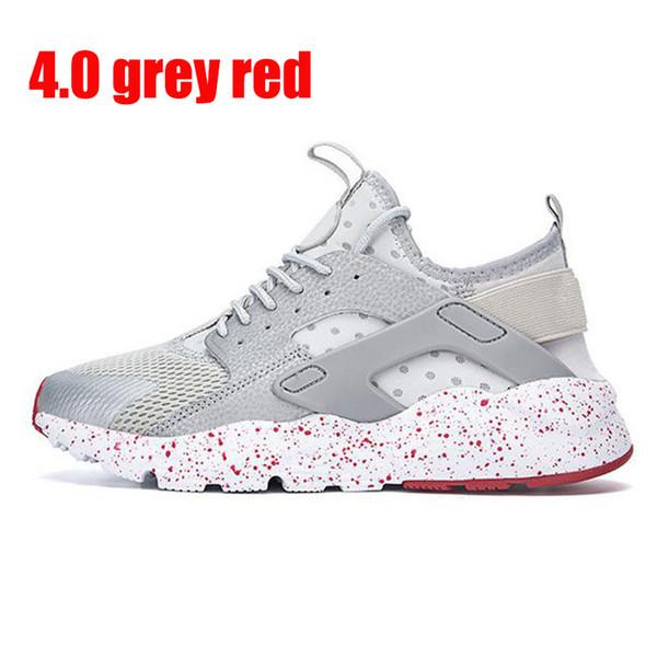 4,0 vermelho cinza