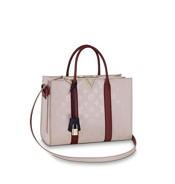 M42888 Very Tote MM WOMEN HANDBAGS ICONIC BAGS TOP HANDLES SHOULDER BAGS TOTES CROSS BODY BAG CLUTCHES EVENING