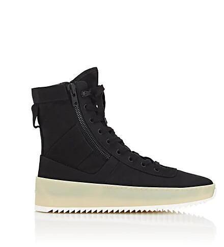 Acquista Di Dio Pelle Paura In Scarpe Nylon Uomo Sneakers Da Jungle LqSVGzMjpU