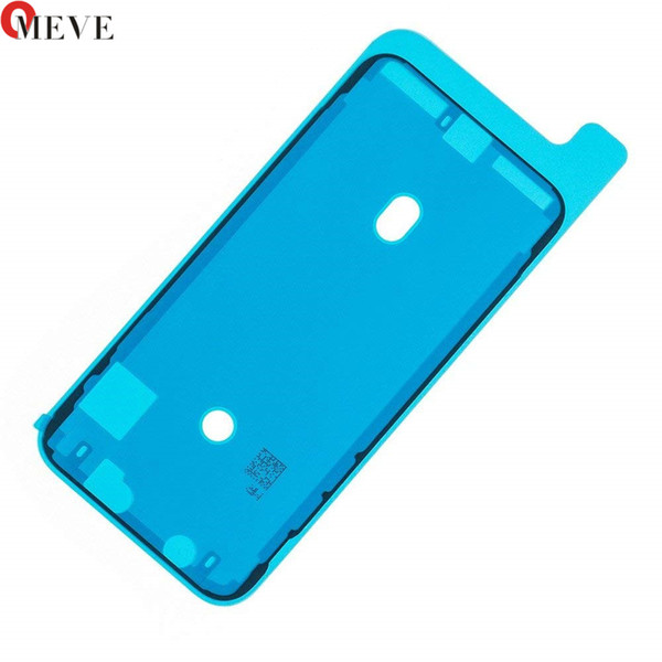 10pcs Waterproof Adhesive Sticker tape For iPhone 6S Plus 7 Plus 8 Plus X XS XSM Max XR LCD Screen Front Frame Back