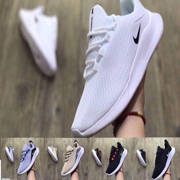 Hot Sale Designer VIALE Running Shoes Olympic London 5 Tanjun Multi-color Mens Women All Black White Blue Grey Sports Sneakers 36-44