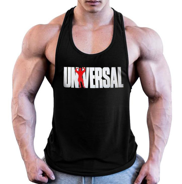 frische Stile neu authentisch erstaunlicher Preis 2019 Body Building Tank Top Gym Men Stringer Tank Top Fitness Singlet  Sleeveless Shirt Workout Man Undershirt Clothing From Boblovesport520,  $8.12 | ...