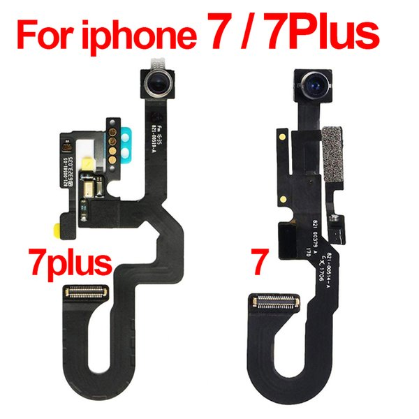 Original Front Camera Flex Cable Module For iPhone 7 7Plus Secondary Small Cam For iPhone7 7 Plus Repair Parts