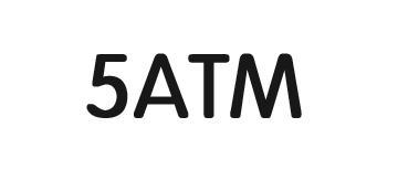5ATM.